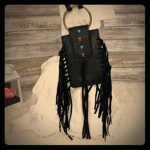 Handbags - ✨Genuine leather crossbody bag